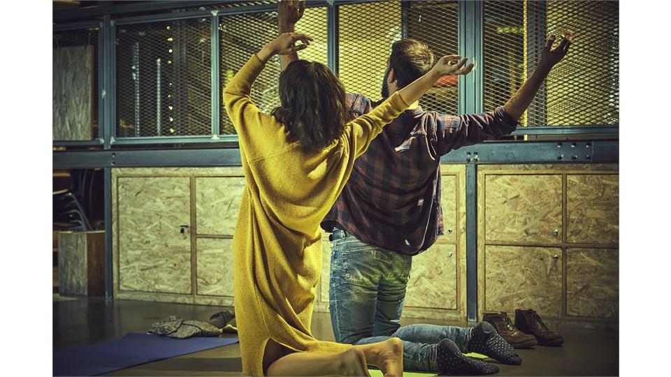 TiyatroYoga Atölyesi - Ücretsiz Tanıtım Etkinliği