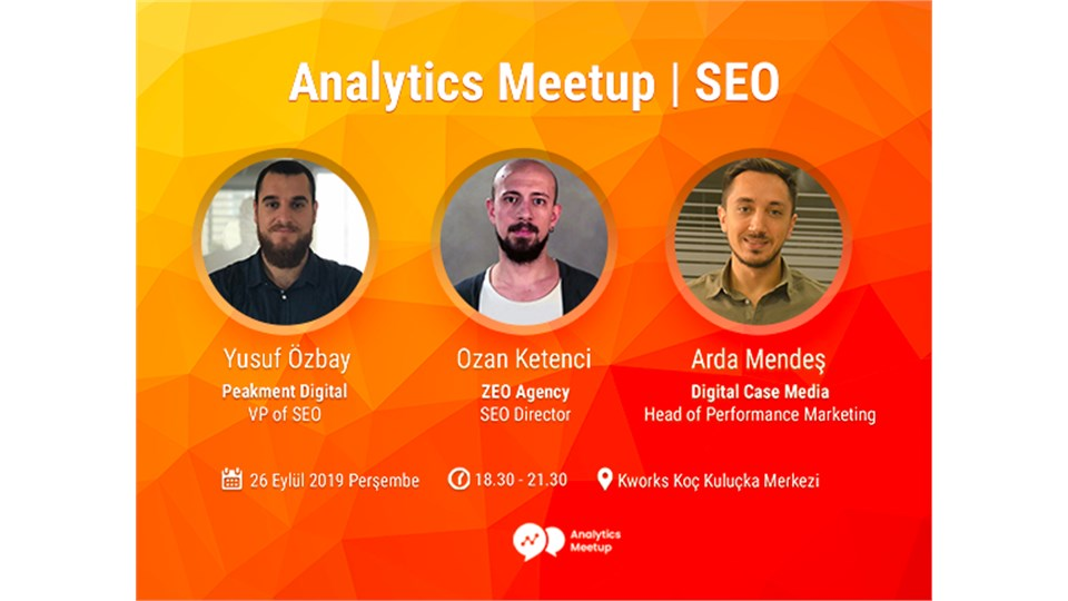 Analytics Meetup |SEO