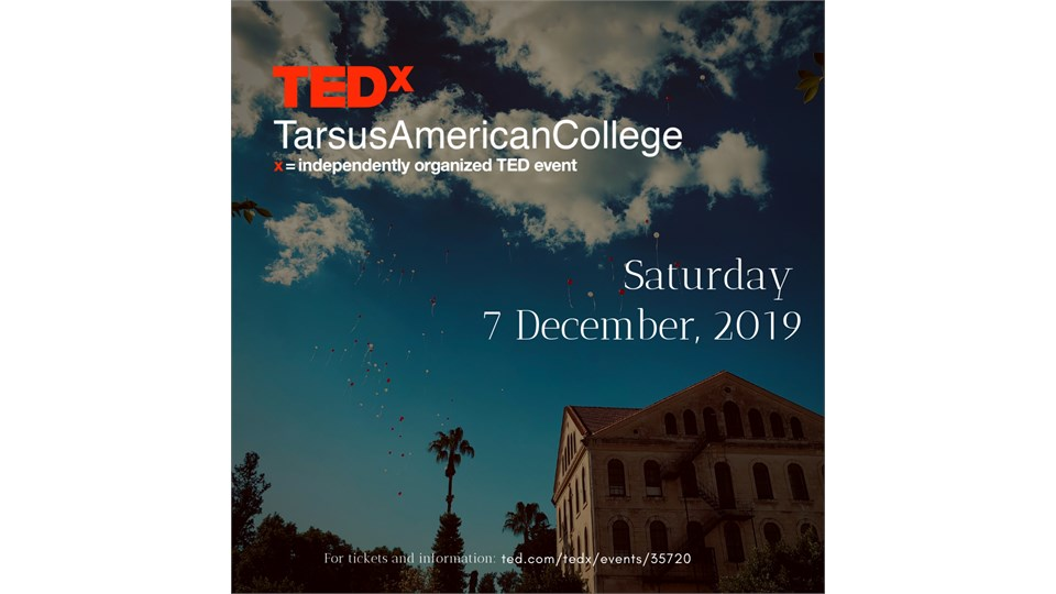 TEDxTarsusAmericanCollege