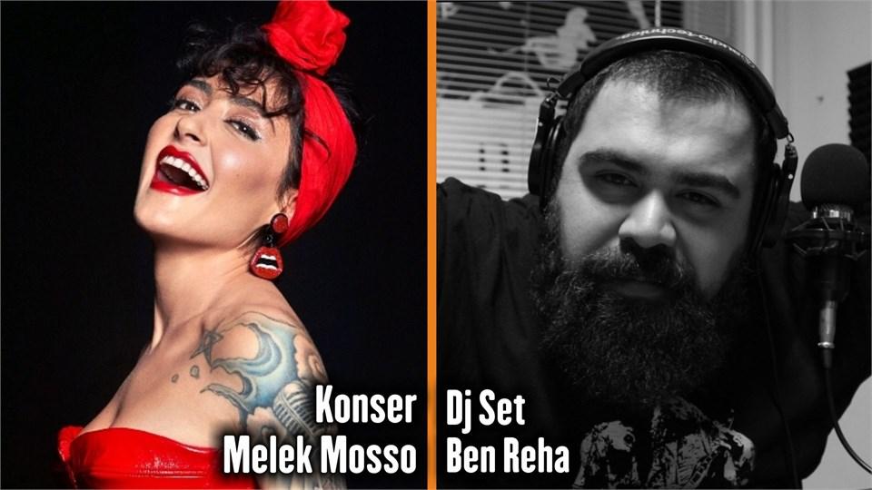 Melek Mosso & Ben Reha After Değil, Affet Parti #picemiyeti