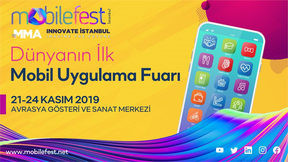 Mobilefest & MMA Innovate Ziyaretçi