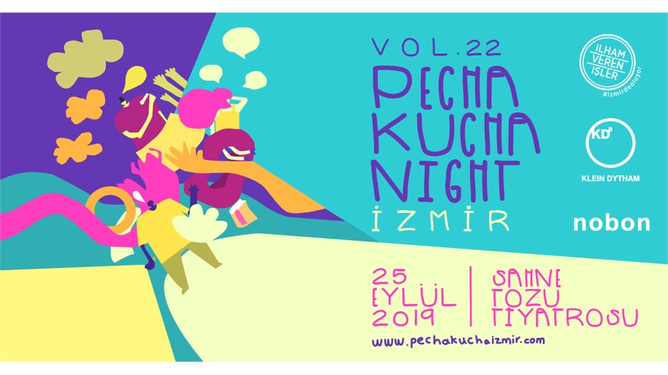 PechaKucha Night Izmir vol.22
