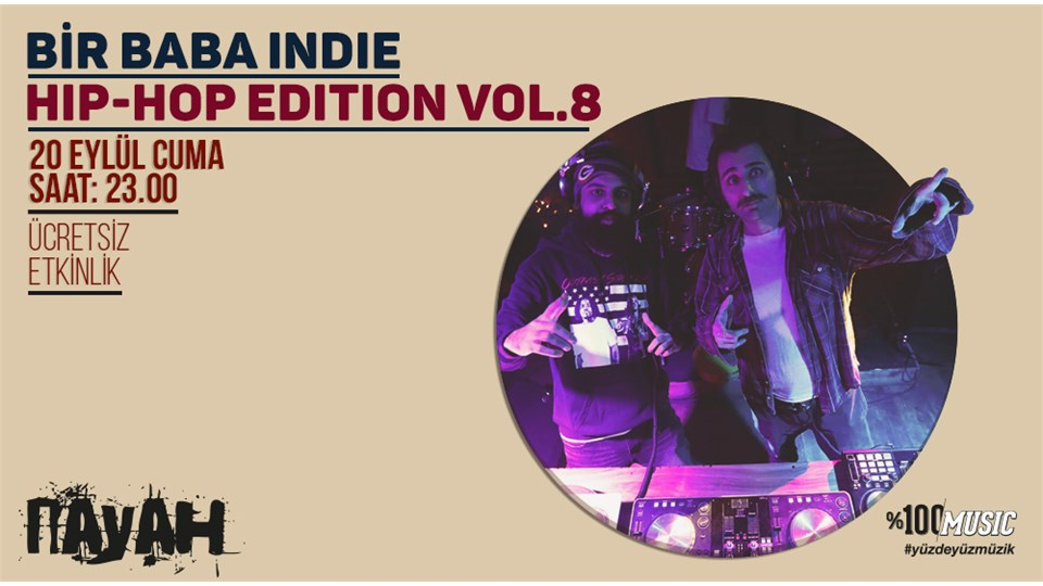 Bir Baba Indie Hip-Hop Edition Vol.8