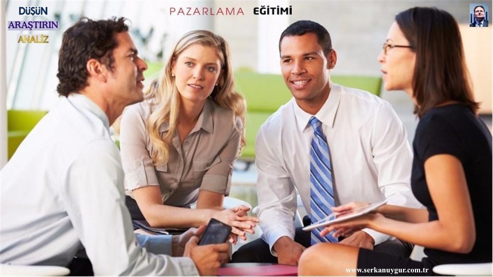 Pazarlama ve Satış Mesleği Bilgilendirme