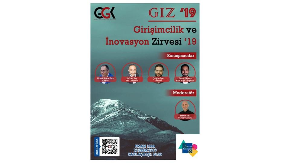 Girişimcilik ve İnovasyon Zirvesi '19 (GİZ)