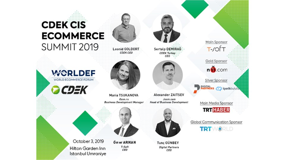 CDEK CIS eCommerce Forum