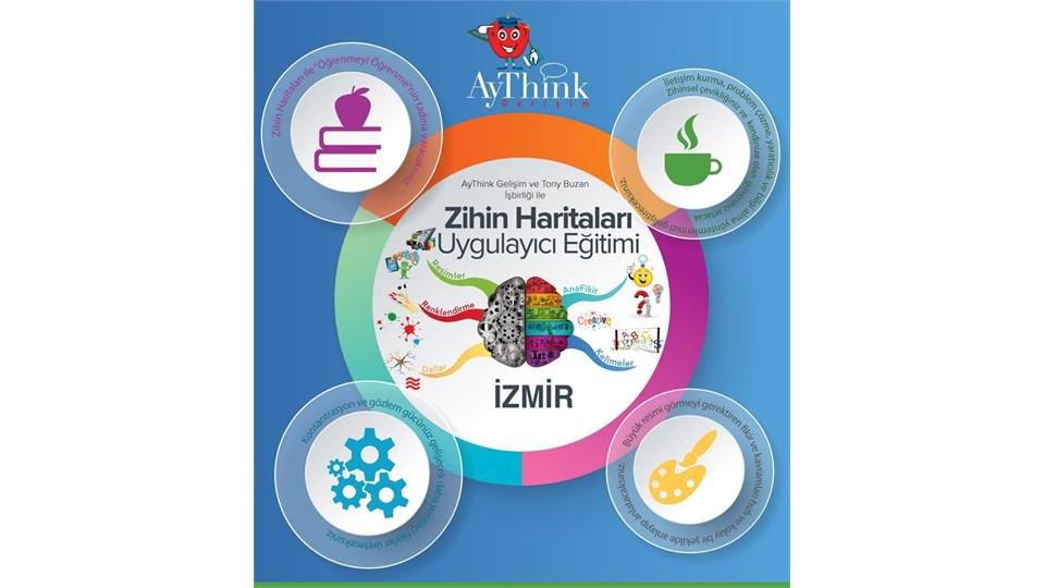 Zihin Haritaları Uygulayıcı Eğitimi - İzmir