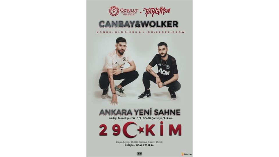 CANBAY WOLKER ANKARA KONSERİ