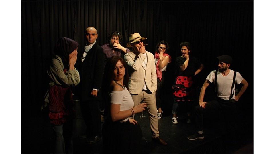 Doğaçlama Tiyatro Gösterisi