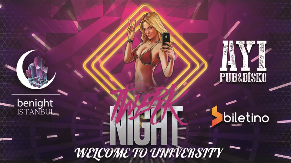 WELCOME TO UNİVERSİTY | TRAP MOOD