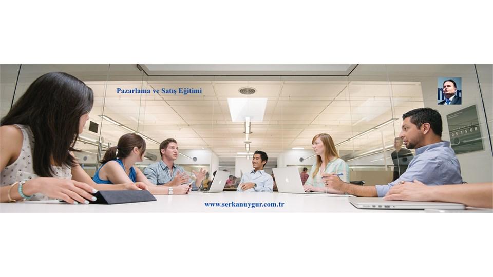 Profesyonellere Özel Pazarlama ve Satış Eğitimi