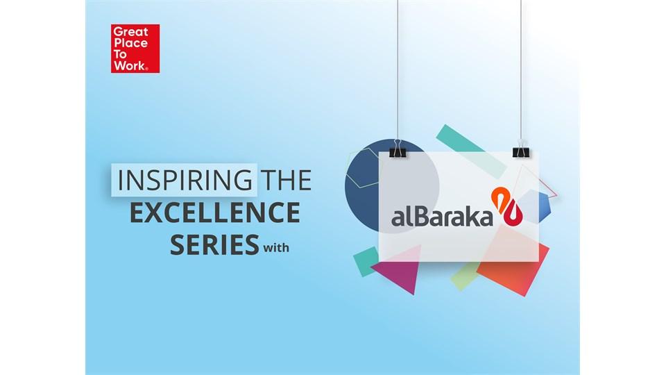 Inspiring The Excellence Series® With Albaraka Türk Katılım Bankası