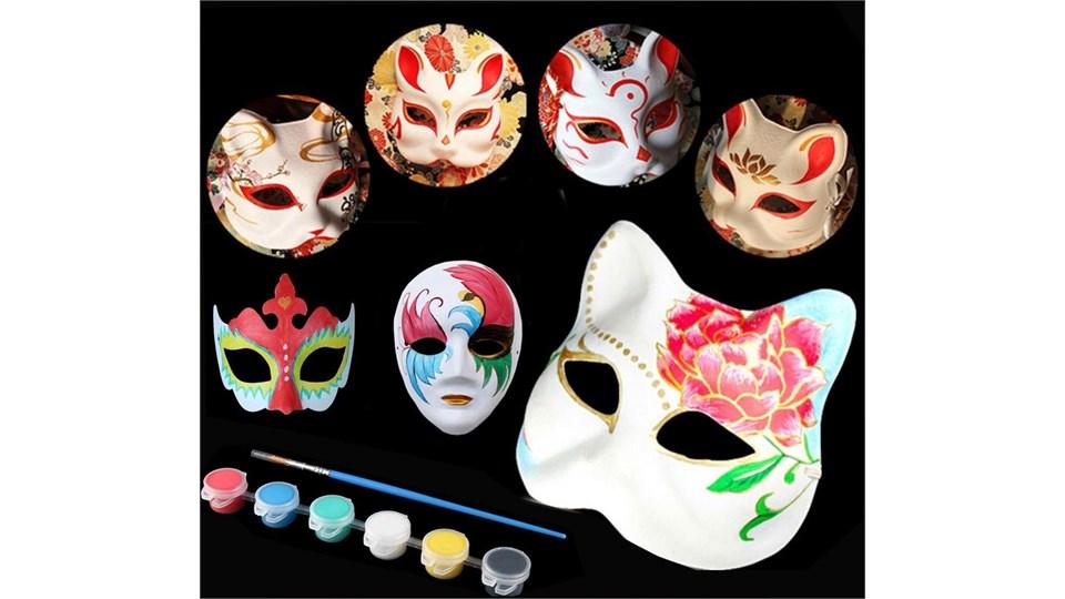 Maske Yapım Atölyesi