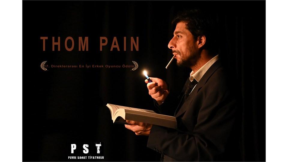 Thom Pain / Hiçbir şey