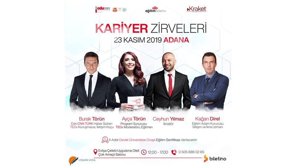 Adana Kariyer Zirvesi