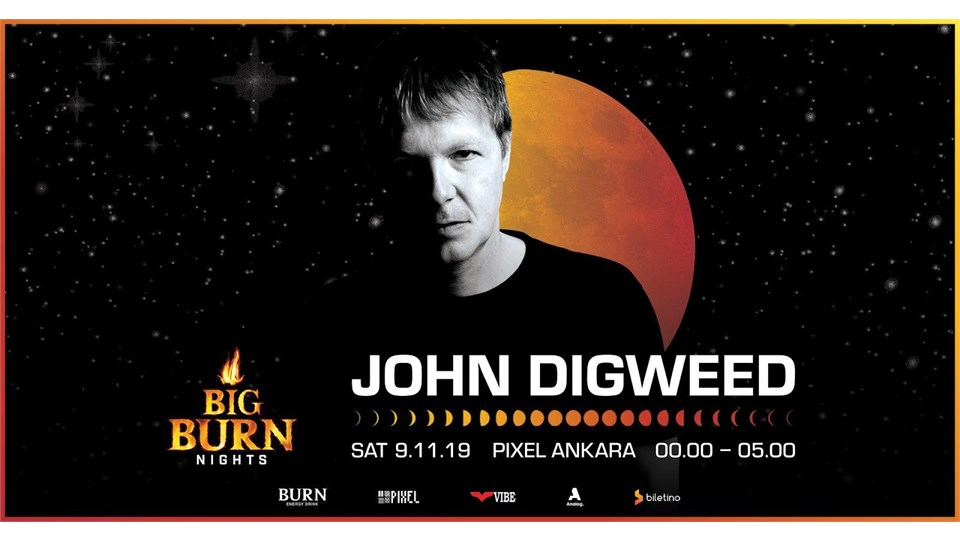 Big Burn Nights w/ John Digweed