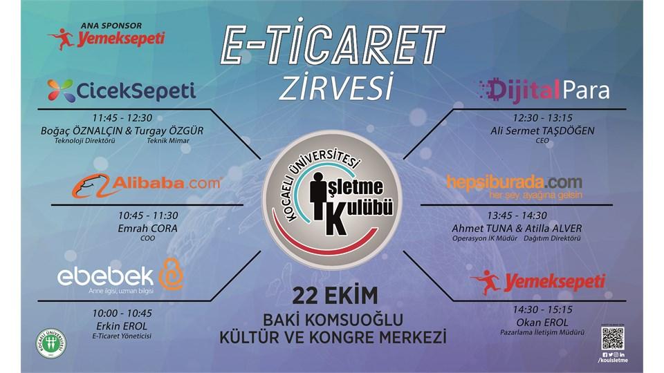 E-TİCARET ZİRVESİ