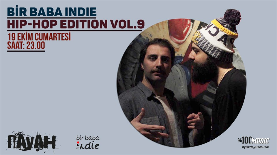 Bir Baba Indie Hip-Hop Edition Vol.9