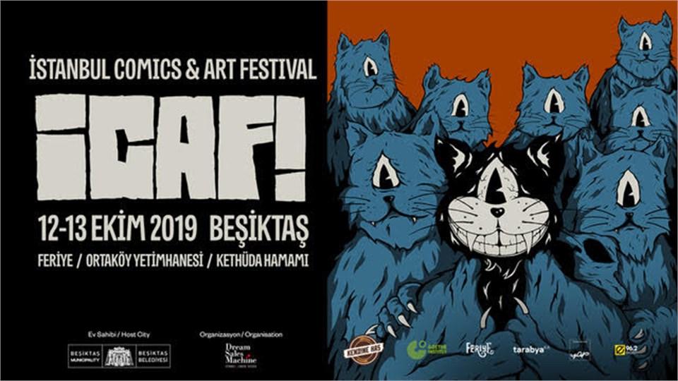İstanbul Comics & Art Festival