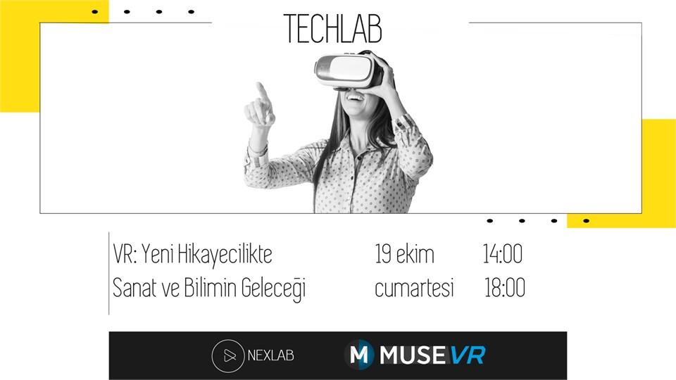 VR: Yeni Hikayecilikte Sanat ve Bilimin Geleceği