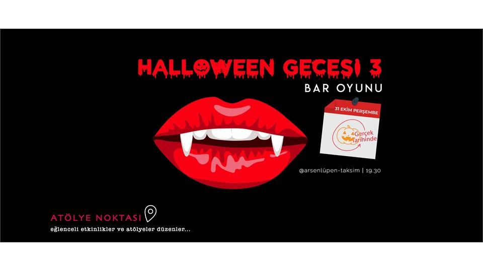 Halloween Gecesi 3