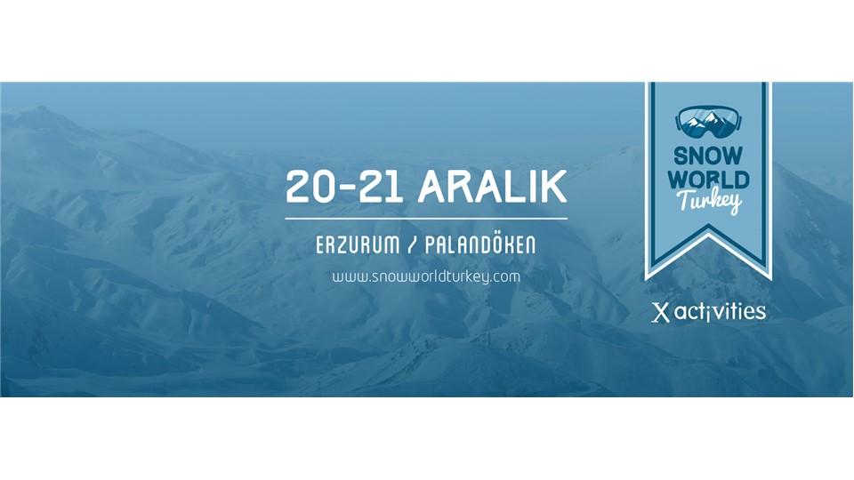Snowworld Turkey 2014 // Erzurum Palandöken