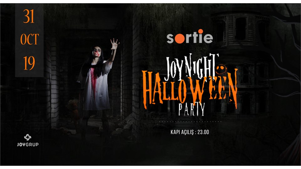 Halloween Party @Sortie