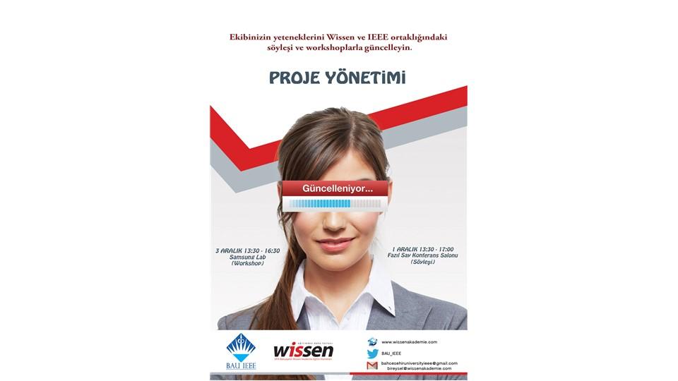Proje Yönetimi ● Wissen Akademie ●  Workshop