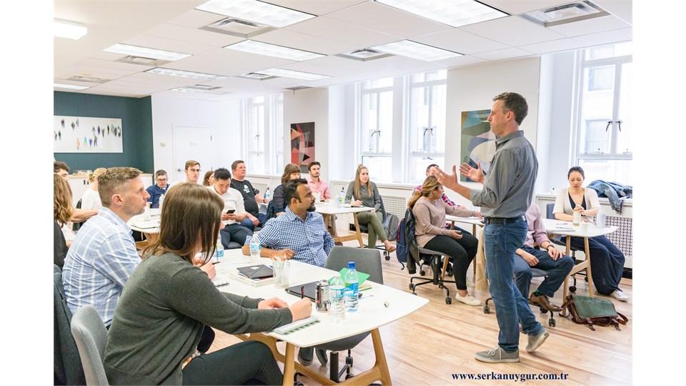 İnovasyon Odaklı Pazarlama ve Satış Eğitimi Workshop