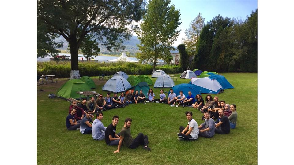 Çınarlıdere Çadır Kampı