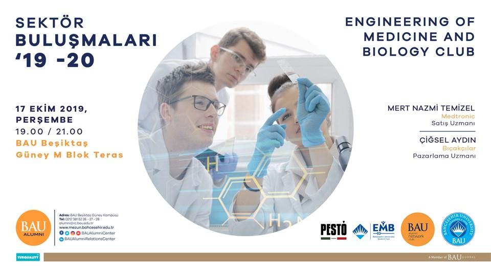 BAU Alumni Network Club - Biyomedikal Sektör Buluşması