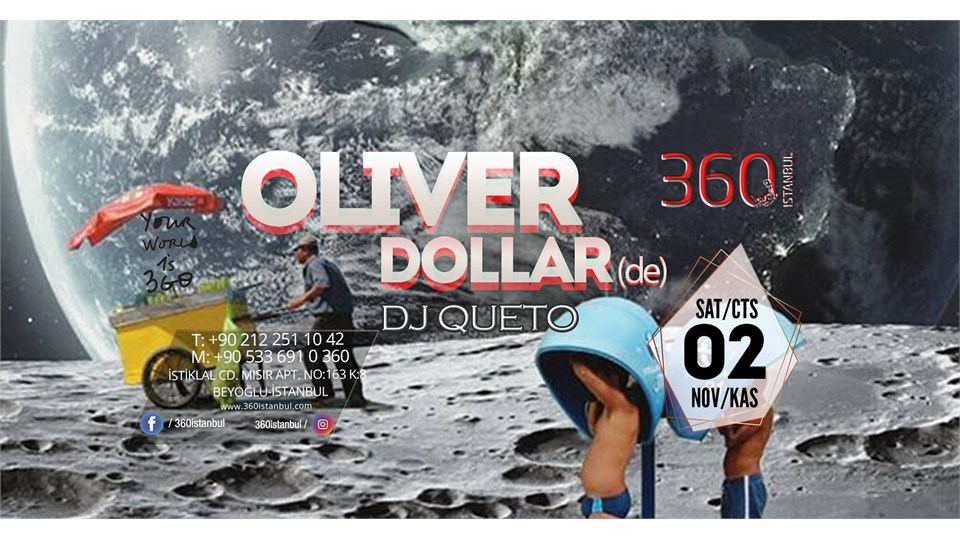 OLIVER DOLLAR @ Back to 360 House Vol.2