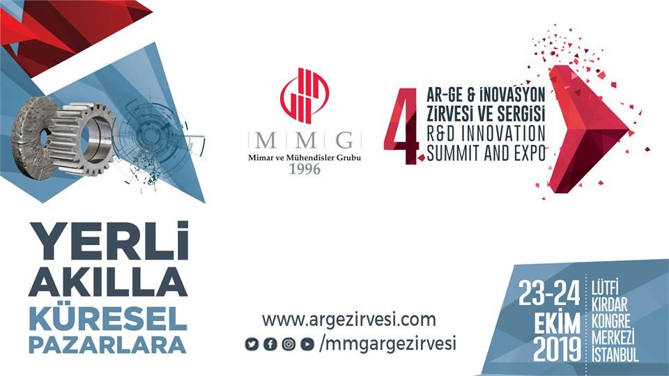 MMG 4. Ar-Ge & İnovasyon Zirvesi ve Sergisi