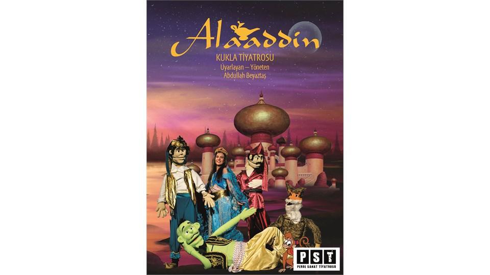 Alaaddin - Kukla Tiyatrosu
