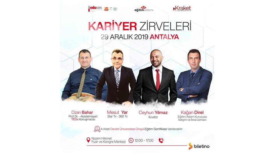 Antalya Kariyer Zİrvesi