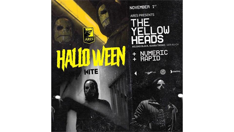 Halloween: The YellowHeads - Numeric - Rapid