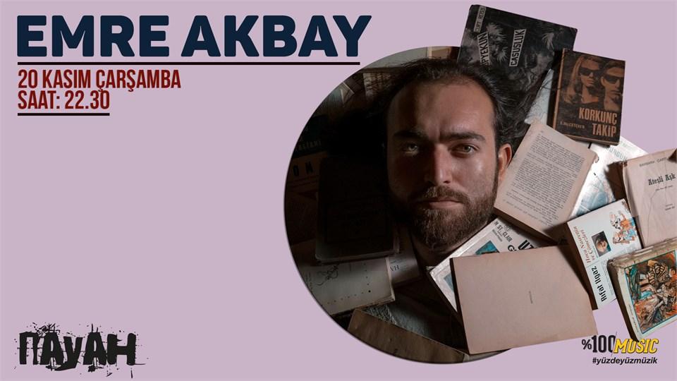 Emre Akbay