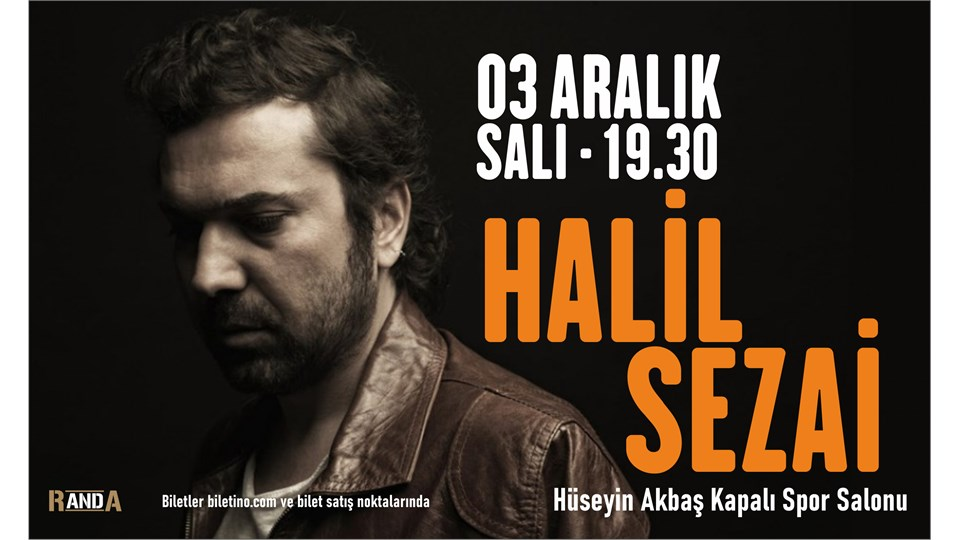 HALİL SEZAİ KONSER