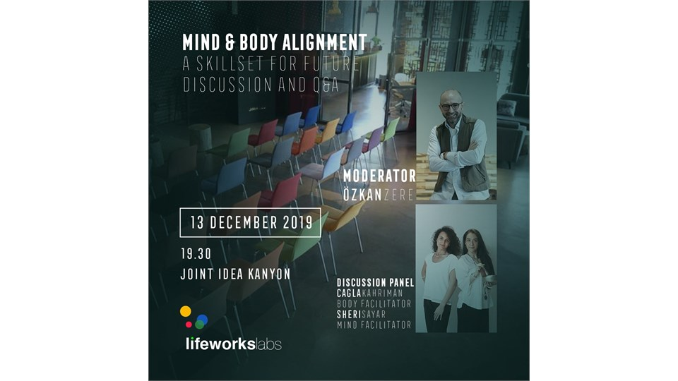 Mind & Body Alignment: A Skillset For Future Discussion and Q&A