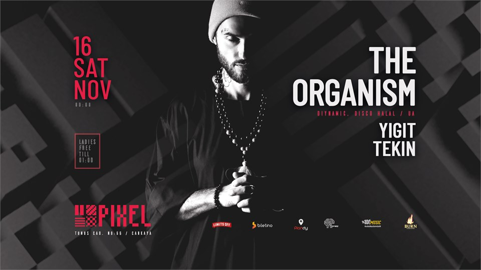 The Organism (Diynamic/Disco Halal,UA)