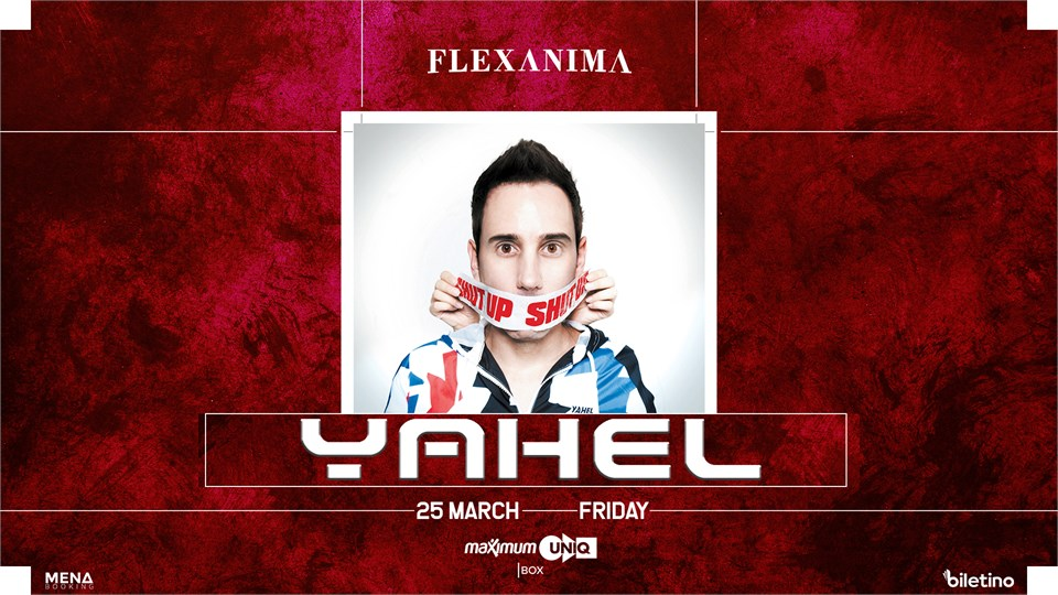 Flexanima Presents : YAHEL