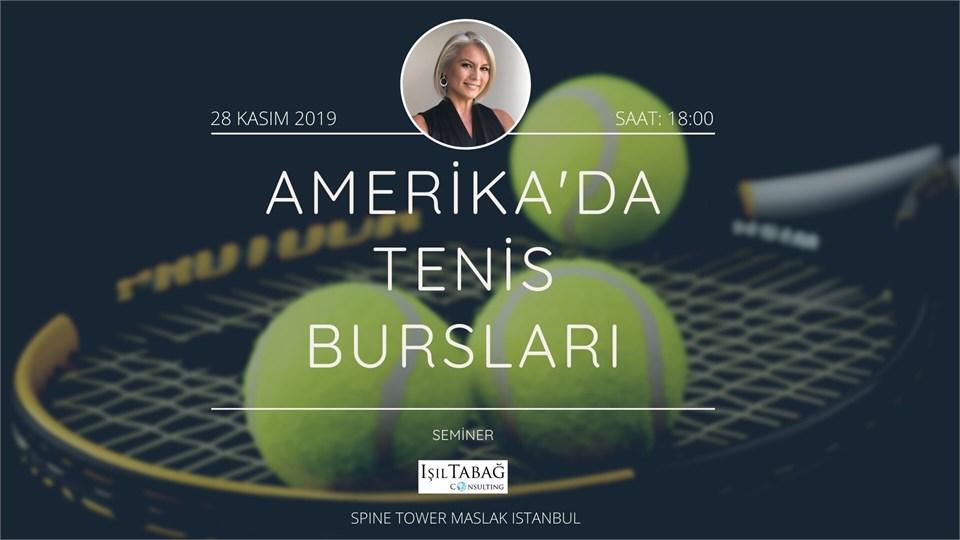 Amerika'da Tenis Bursları