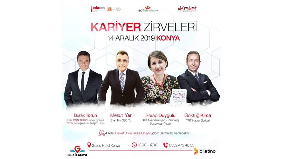 Konya Kariyer Zirvesi