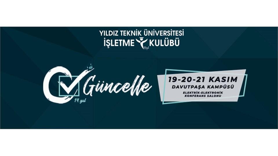 CV'ni Güncelle'19