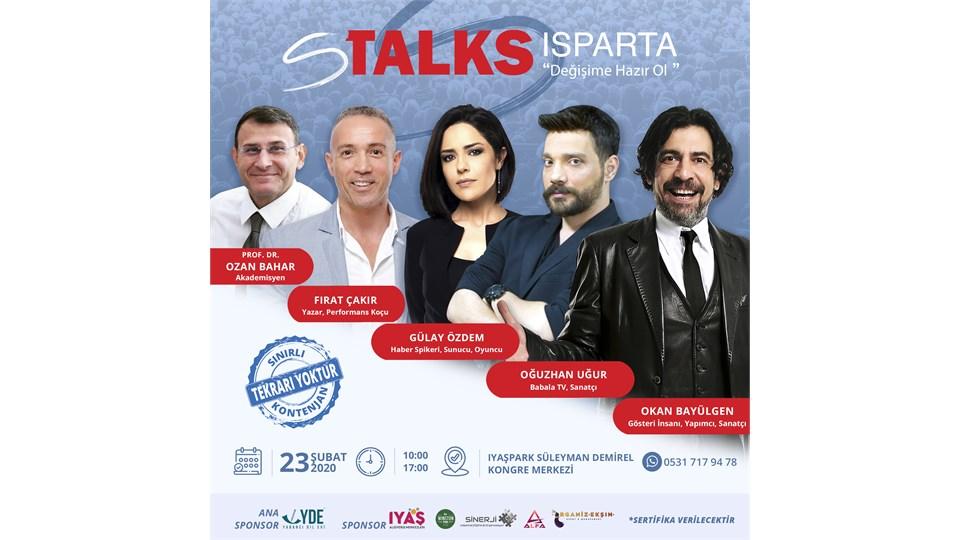 STalks ISPARTA