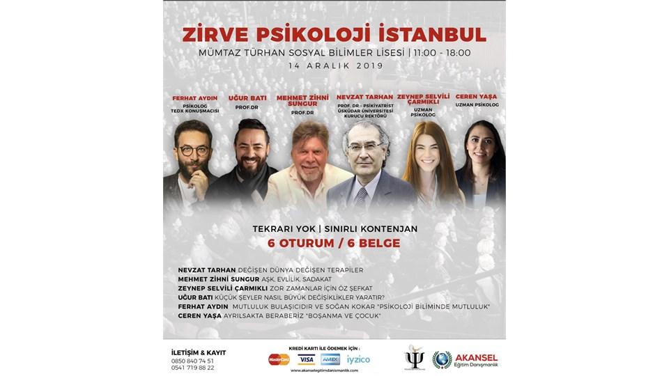Zirve İstanbul Psikoloji