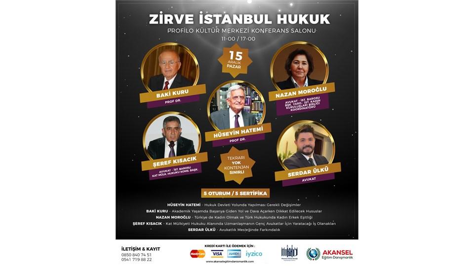 Zirve Hukuk İstanbul