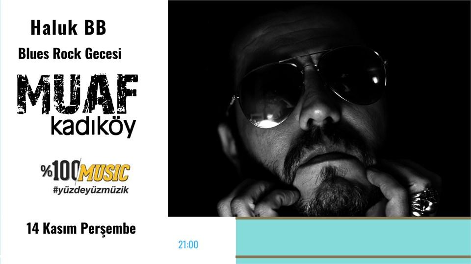Haluk BB Muaf Kadıköy Konseri