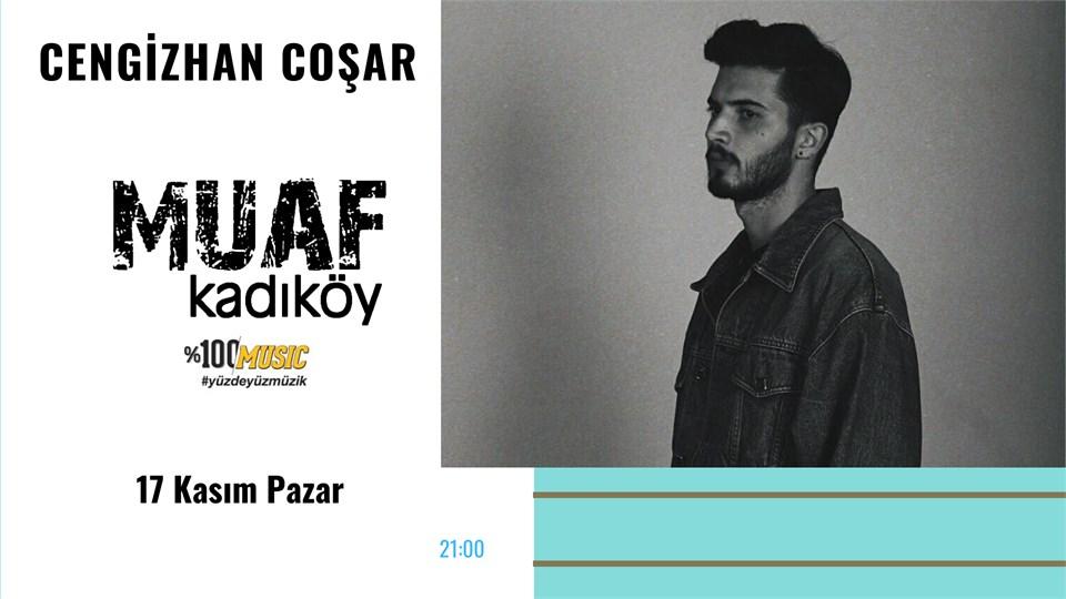 Cengizhan Coşar Muaf Kadıköy Konseri