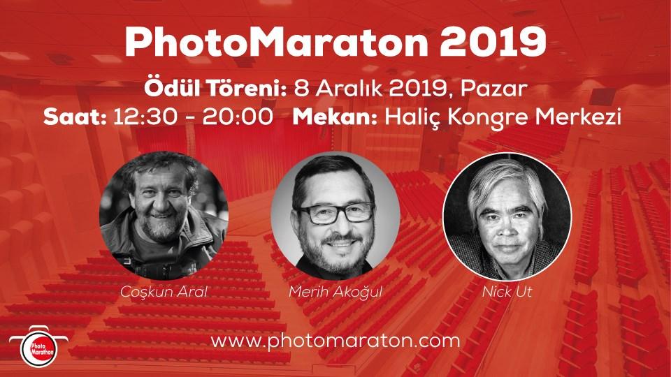 PhotoMaraton Ödül Töreni 2019 - İstanbul / Ankara / İzmir